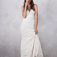 Stone Cold Fox Womens Market Gown