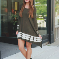 Fall in Line Dress