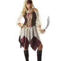California Costumes South Seas Siren Pirate Adult Costume-X-Large