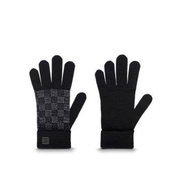 Products by Louis Vuitton: Petit Damier Gloves NM