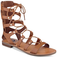 G by GUESS Hopey Gladiator Sandals | macys.com