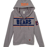 Chicago Bears Perfect Full-Zip - PINK - Victoria's Secret