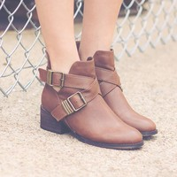 Step Down Booties $41.00
