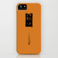 London Calling iPhone & iPod Case by Matt Irving