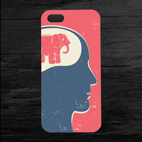 Elephant Memory iPhone 4 and 5 Case