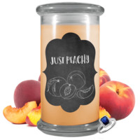 Just Peachy | Chalkboard Candle®