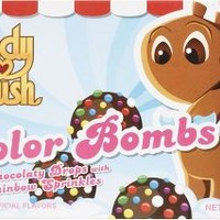 Candy Crush Color Bombs Chocolate Candies