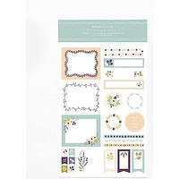 Dot Grid Journal Stickers (Chelsea Collection) [Archer & Olive]