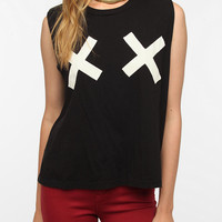 Truly Madly Deeply X Chest Muscle Tee