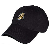 Appalachian State University Needlepoint Hat in Black by Smathers & Branson