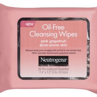 Pink Grapefruit Oil-Free Cleansing Wipes | Ulta Beauty