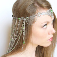 Arwen Headdress from Lord of the Rings