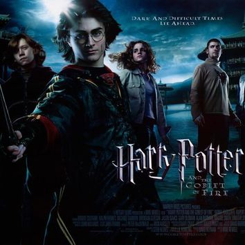 Harry Potter and the Goblet of Fire 30x40 Movie Poster (2005)