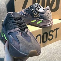 Adidas Yeezy 700 Runner Boost Trending Casual Running Sport Shoes Sneakers 2#