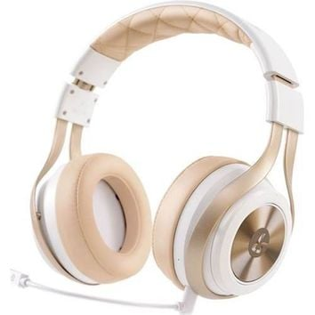 LucidSound - LS30 Wireless Gaming Headset for Xbox One, Xbox 360 and PlayStation 3/4 - White