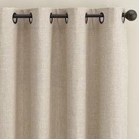 Emery Linen/Cotton Grommet Drape