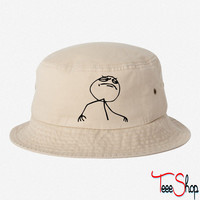 Like a Boss Meme BUCKET HAT