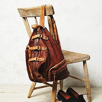 A.S.98 Womens Beaufort Distressed Backpack