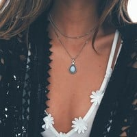 Opal Belle Necklace