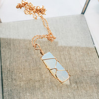 Opal Enchanted Necklace