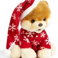 Girl's Gund 'Boo in PJs' Stuffed Animal