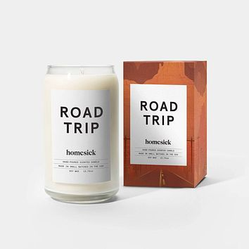 Road Trip Candle