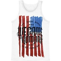 We Came As Romans Men's Let These Words Mens Tank White