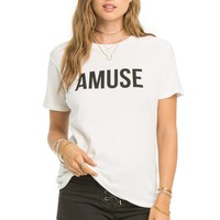 Amuse Society Iconic Tee