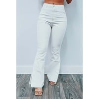 Casual Friday Pants: White