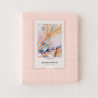 Instax Patterned Photo Album   Urban Outfitters