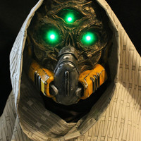Destiny Hunter exotic  Cosplay  Mask of the Third Man