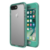 Clear WaterProof NÜÜD iPhone 7 Plus case | LifeProof