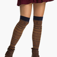 Free People 'Holland' Over the Knee Socks | Nordstrom