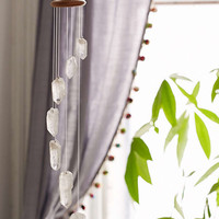 White Quartz Crystal Mobile | Urban Outfitters