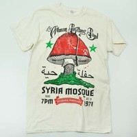 Allman Brothers Syria Mosque T Shirt