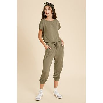 Meant For Us Jumpsuit