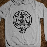District 12 - Unisex American Apparel Wear (Various Colours & Styles)
