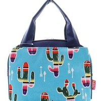 Lunch Tote Cactus