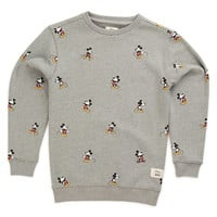 Boys Disney Mickey Mouse Crewneck Sweatshirt | Shop at Vans