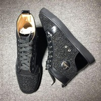 ONETOW Cl Christian Louboutin Style #2109 Sneakers Fashion Shoes