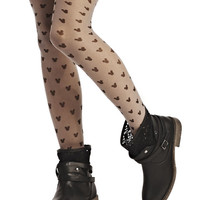 Mickey Mouse™ Tights   Wet Seal