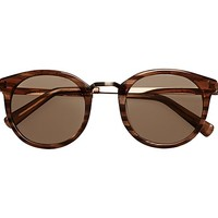 Sunglasses Round Honey Sg001 | Suitsupply Online Store