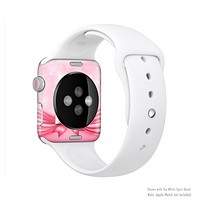 The Magical Pink Bow Full-Body Skin Kit for the Apple Watch
