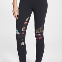 'TKO' Trefoil Leggings,