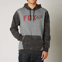 Fox Racing Burnout Pullover Fleece Hoodie for Men 14779-185