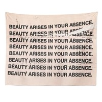 Beauty Arises Tapestry