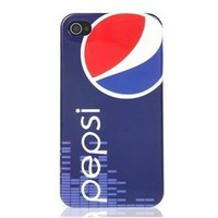 Pepsi Cola Hard Case for iPhone 4G and 4S