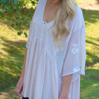 Natural Beauty Tunic