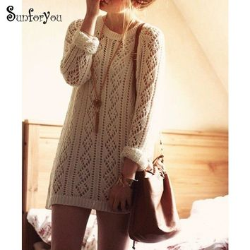 Knitted Crochet Cover up Tunics for Beach Swimsuit Cover Ups Beach Cover up