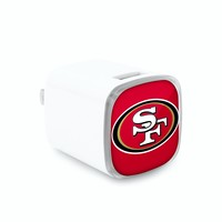 San Francisco 49ers Wall Charger